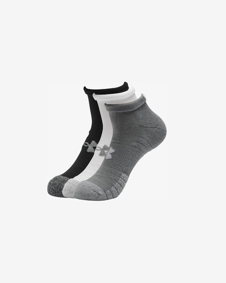 Under Armour HeatGear® Zokni 3 pár