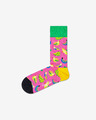 Happy Socks Banana Bird Zokni